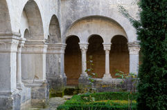 Abbaye De Sénanque Francja Obrazy Stock