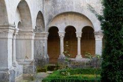 Abbaye de Sénanque Frankrike Arkivbilder