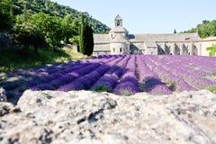 Abbaye de Sénanque Photo stock