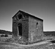 Abbaye de San Galgano, Toscane Images stock