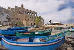 Abbaye de San Vito Photographie stock
