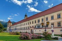 Abbaye de Seckau, Autriche photo libre de droits