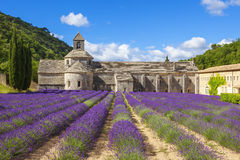 Abbaye de Senanque Photo libre de droits