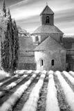 Abbaye de Senanque Lizenzfreies Stockbild