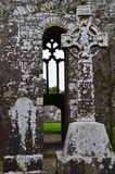 Abbaye de Slane Photo libre de droits