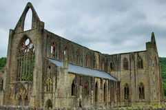 Abbaye de Tintern Photographie stock