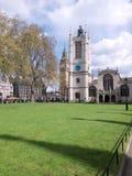 Abbaye de Westminster, église de rue Margaret Image libre de droits