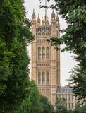 Abbaye de Westminster Photo libre de droits