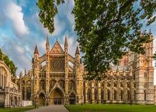 Abbaye de Westminster Image libre de droits