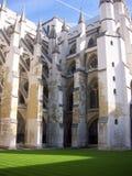 Abbaye de Westminster de Londres Photos stock
