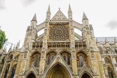 Abbaye de Westminster - Londres. Images libres de droits