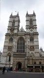 Abbaye de Westminster à Londres Images libres de droits