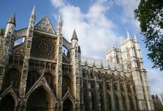 Abbaye de Westminster, Londres Images libres de droits
