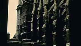 Abbaye de Westminster Londres clips vidéos