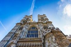 Abbaye de Westminster, Londres, R-U Photographie stock