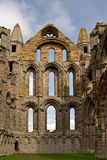 Abbaye de Whitby Photo libre de droits