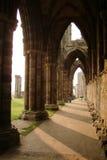 Abbaye de Whitby Image libre de droits