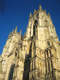 Abbaye de York, York, Angleterre. Images libres de droits