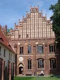Abbaye de Zinna Photos libres de droits