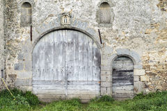 Abbaye DES-Mattbleche Lizenzfreies Stockfoto