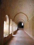 abbaye du thoronet Arkivbild