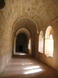 abbaye du thoronet стоковые фото