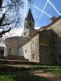 abbaye du thoronet Arkivfoto