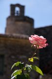 Abbaye Heiliges Hillaire Lizenzfreie Stockfotos