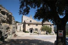 Abbaye Heiliges Hillaire Lizenzfreies Stockbild