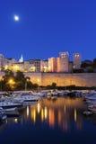 Abbaye Helgon-segrare de Marseille, Frankrike Fotografering för Bildbyråer