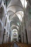 Abbaye hjälpHommes, Caen Arkivfoton