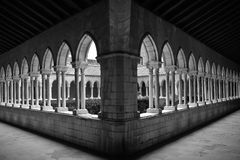 abbaye marie ST Στοκ Εικόνες