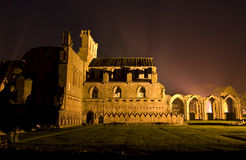 Abbaye melrose Photo stock
