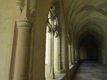 Abbaye Notre-Dame Ambronay Stock Photos