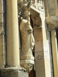 Abbaye Notre-Dame Ambronay Royalty Free Stock Photos