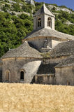 Abbaye Notre-Dame de Senanque Stock Photography