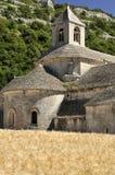 Abbaye Notre-Dame DE Senanque Stock Fotografie