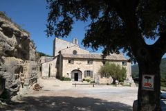 Abbaye Saint Hillaire Royalty Free Stock Image