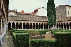 Abbaye St Marie Royaltyfri Fotografi