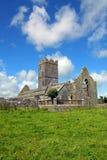 Abbazia Co. Clare Irlanda della Clare Fotografia Stock