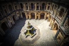 Abbazia, Convento de Cristo Immagine Stock