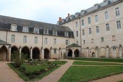 Abbazia della trinità - VendÃ'me - Francia Fotografie Stock