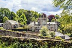 Abbazia di Buckland, Yelverton, Devon, Inghilterra fotografie stock