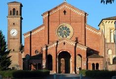 Abbazia di Chiaravalle della Colomba Stock Images