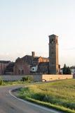 Abbazia Di Chiaravalle della Colomba Royalty-vrije Stock Afbeeldingen