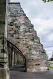 Abbazia di Dunfermline Immagini Stock