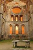 abbazia di galgano san Royaltyfri Fotografi