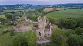 Abbazia di Jerpoint Thomastown, contea Kilkenny, Irlanda fotografia stock libera da diritti