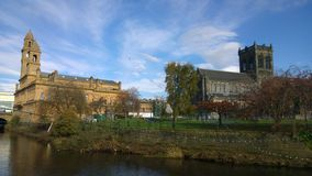 Abbazia di Paisley Fotografia Stock Libera da Diritti