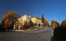 Abbazia di Pannonhalma, Ungheria Immagini Stock Libere da Diritti